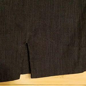 LOFT Pants - Loft Marisa Crop Pant in Dark Denim Color